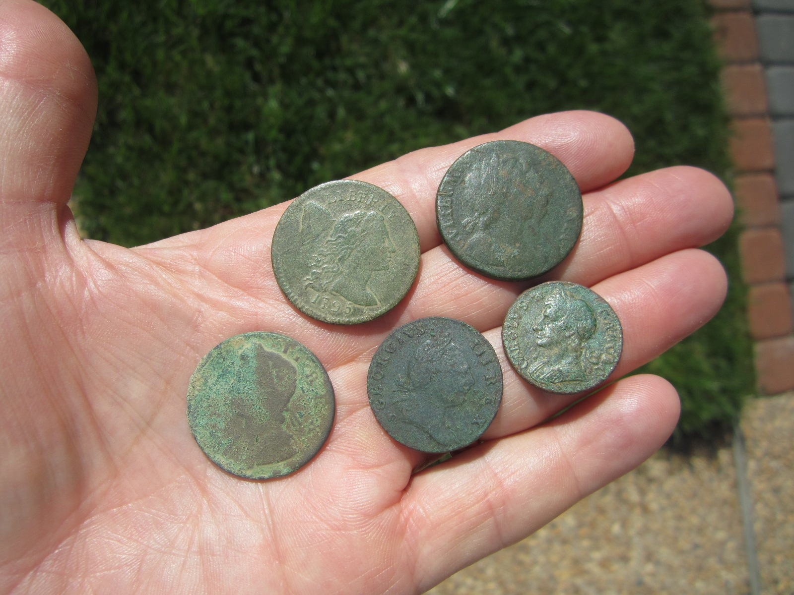 fisher metal detector finds