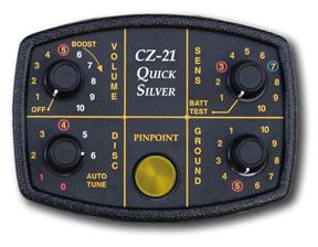 Двухчастотный (5 кГц и 15 кГц) - Схема VLF c патентованной технологией обработки сигнала Fourier - Domain для работы...