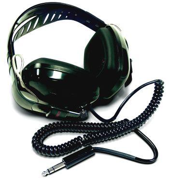 Quarter inch jack headphones